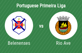 CF Os Belenenses vs Rio Ave FC
