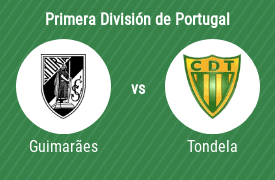 Vitória Sport Clube vs Clube Desportivo de Tondela