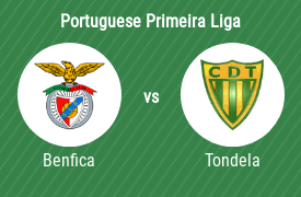 SL Benfica vs CD Tondela