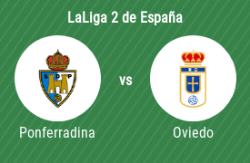 SD Ponferradina vs Real Oviedo