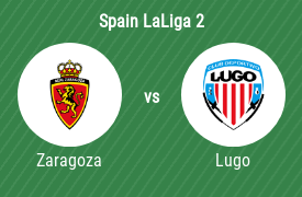 Real Saragossa vs CD Lugo