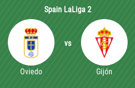 Real Oviedo vs Sporting Gijon