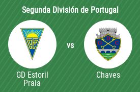 Grupo Desportivo Estoril Praia vs Grupo Desportivo de Chaves