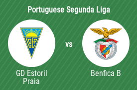 Grupo Desportivo Estoril Praia vs SL Benfica B