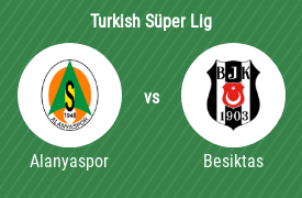 Alanyaspor vs Besiktas JK