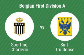 Royal Charleroi Sporting Club vs Sint-Truidense VV