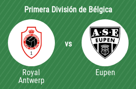 Royal Antwerp Football Club vs K.A.S. Eupen