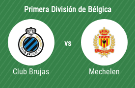 Club Brujas KV vs KV Mechelen