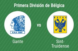 K. A. A. Gante vs Sint-Truidense VV