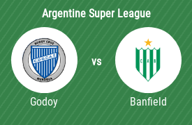 Godoy Cruz Antonio Tomba vs Club Atlético Banfield