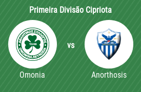 Athletic Club Omonia Nicosia vs Anorthosis Famagusta FC