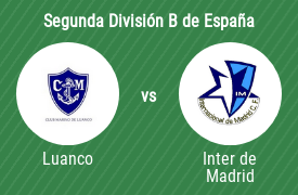 Club Marino de Luanco vs Internacional de Madrid