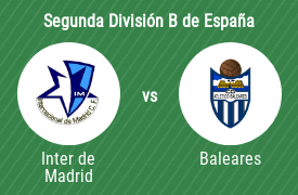 Internacional de Madrid vs CD Atlético Baleares