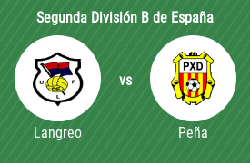 UP Langreo vs SCR Peña Deportiva