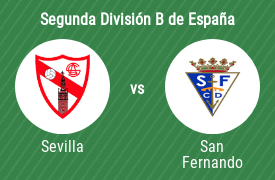 Sevilla Atletico vs CD San Fernando