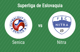 FK Senica vs Football Club Nitra