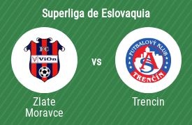 FC Zlate Moravce vs AS Trencin