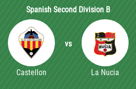 CD Castellon vs CF La Nucia