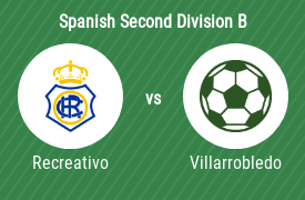 Recreativo de Huelva vs CP Villarrobledo