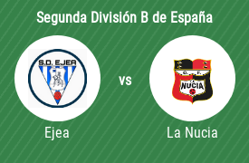 SD Ejea vs CF La Nucia