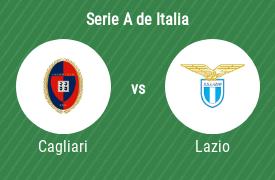 Cagliari Calcio vs SS Lazio Rom