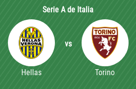 Hellas Verona vs Torino Football Club