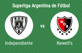 CA Independiente vs Newell's Old Boys