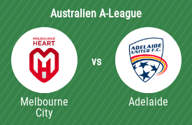 Melbourne City FC vs Adelaide United Football Club