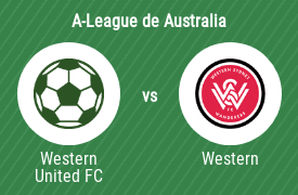 Western United Football Club vs Western Sydney Wanderers Football Club