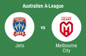 Newcastle Jets FC vs Melbourne City FC