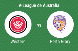 Western Sydney Wanderers Football Club vs Perth Glory Football Club