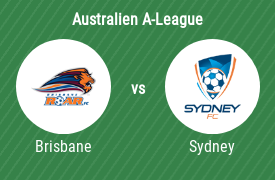 Brisbane Roar FC vs Sydney FC