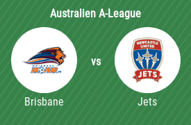 Brisbane Roar FC vs Newcastle Jets FC