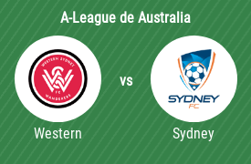 Western Sydney Wanderers Football Club vs Sydney Football Club