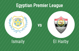 Ismaily Sporting Club vs El Entag El Harby SC