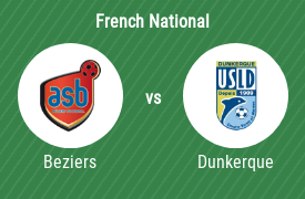 AS Beziers vs USL Dunkerque