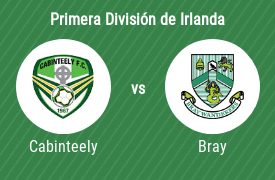 Cabinteely FC vs Bray Wanderers AFC