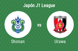 Shonan Bellmare vs Urawa Red Diamonds