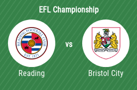 Reading Football Club mot Bristol City FC