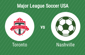 Toronto Football Club mot Nashville Soccer Club