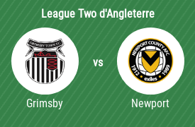 Grimsby Town vs Newport County
