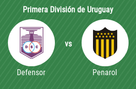 Defensor Sporting Club vs Club Atlético Peñarol