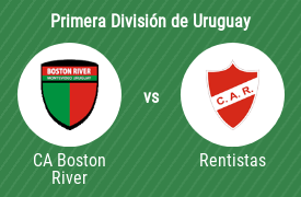 Club Atlético Boston River vs Club Atlético Rentistas
