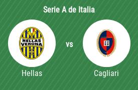 Hellas Verona vs Cagliari Calcio