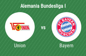 1. FC Union Berlin vs Bayern de Múnich