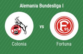 F. C. Colonia vs Fortuna Düsseldorf