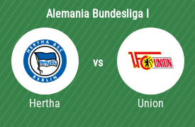 Hertha BSC vs 1. FC Union Berlin