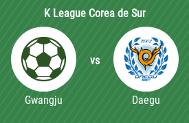 Gwangju FC vs Daegu Football Club