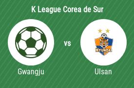 Gwangju FC vs Ulsan Hyundai Football Club