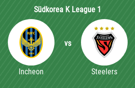 Incheon United FC gegen Pohang Steelers